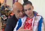 Dmitri Kramarenkonun qızı Bakıda medal qazandı