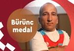 Azərbaycan Yay Paralimpiya Oyunlarında ilk medalını qazanıb: