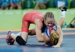 Mariya Stadnikin Olimpiya medalı oğurlandıb - özü açıqladı - FOTO
