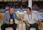 Voleybol Federasiyasının baş katibi Zoran Qayiçlə görüşdü