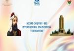 """Nizami Ganjavi – 880"""" beynəlxalq onlayn şahmat turniri başlayır"""