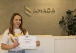 AMADA-dan Olimpiadaya lisenziya qazanan idmançılara dəstək