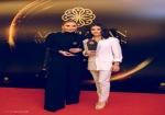 """Azərbaycanlı gimnast anası ilə bərabər """"Azerbaijan Woman Awards""""a layiq görüldülər - FOTOLAR"""