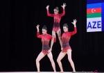 Azərbaycan akrobatları Avropa çempionatından 3 medalla qayıdıblar