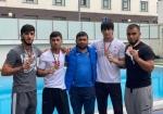 Gənc cüdoçularımızdan Avropa kubokunda daha 2 medal