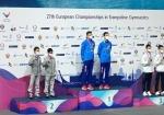 Azərbaycan gimnastları AÇ-də 3 medal qazandılar