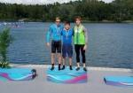 17 yaşlı kayakçımız Slovakiyada qızıl medal qazandı