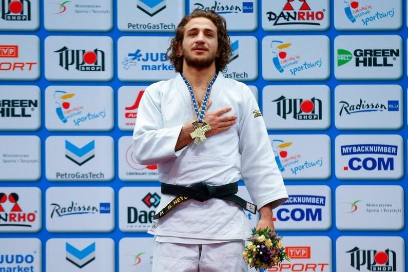Azərbaycan cüdoçusu Zaqrebdə qızıl medal qazandı