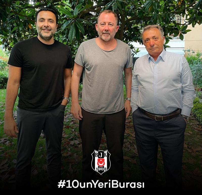 """""""Beşiktaş"""" Sergen Yalçınla razılığa gəldi"""