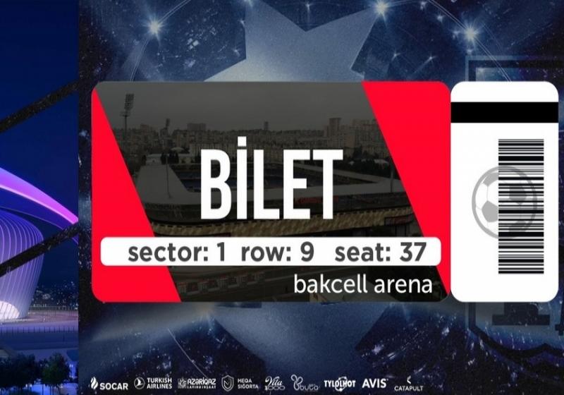 """""""Neftçi"""" - """"Olimpiakos"""" matçına biletlərin qiymətləri açıqlandı"""