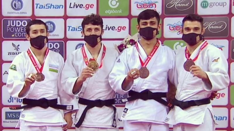 Azərbaycan cüdoçusundan bürünc medal