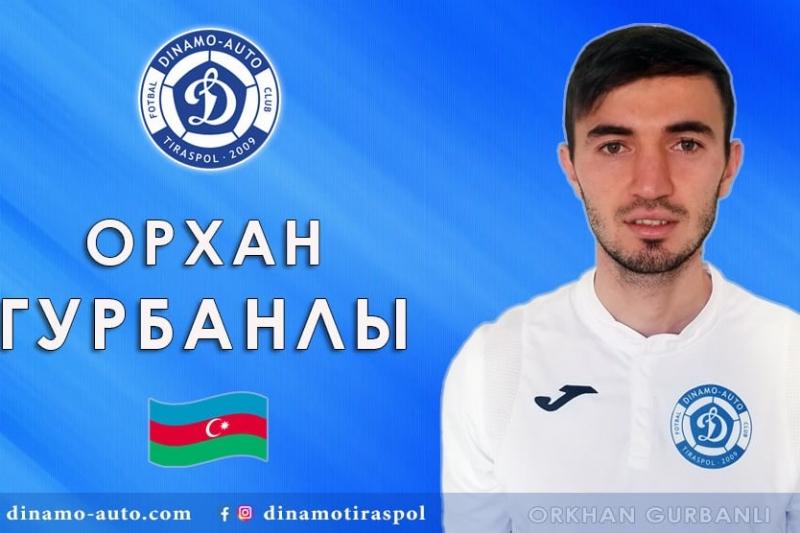 Azərbaycanlı futbolçu Moldova çempionatında debüt etdi