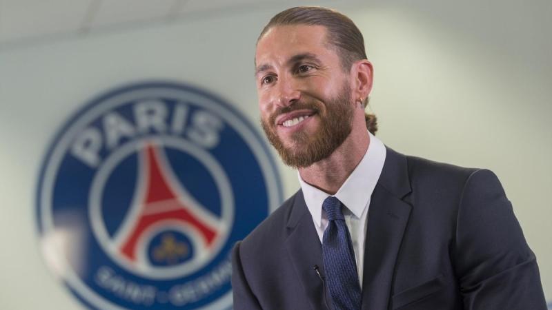 Serxio Ramos sağaldı - PSJ-də debütə hazırlaşır