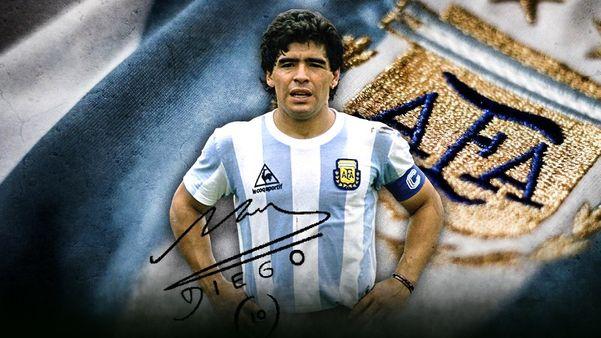 """""""Barselona"""" Maradona üçün oynayacaq"""